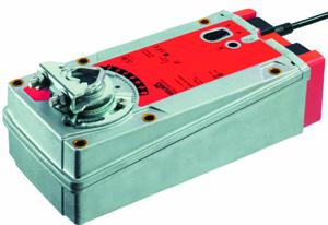 Электрический сервопривод воздушного клапана для Ventus